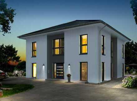 *Sonniges Baugrundstück *Haus in KFW 55* Bezugsfertig inkl. Kauf-und Baunebenkosten*