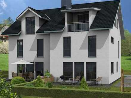Wunderschöne Doppelhaushälfte inkl. Baunebenkosten (rechts)