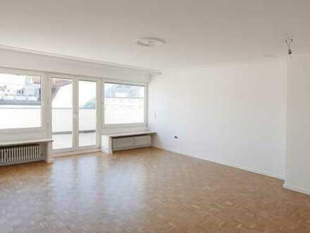 ***großzügige 4 1/2 Zimmer Dachterrassen-Wohnung Isarvorstadt, wenige Schritte zur U-Bahn U3/6***