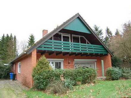 Einfamilienhaus mit gr. Gartengrundstück Beverstedt
