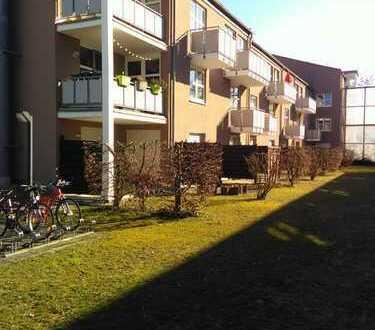 Renovierte 1-Zimmer-Wohnung mit Balkon in Erlangen