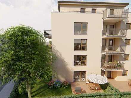* großzügige und moderne Eigentumswohnungen mit großem Balkon *