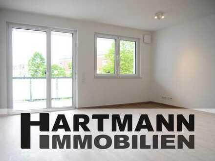 Neubau-Zweitbezug! Übergroße 2-Zimmer-Wohnung mit Balkon und EBK!