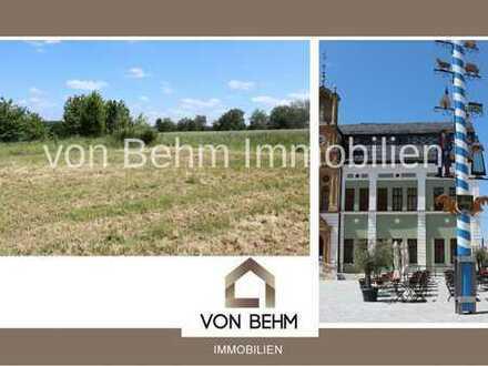 von Behm Immobilien - Baugrundstück in Wolnzach