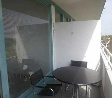 Apartment im Cosimapark Bogenhausen mit Balkon und Aussicht