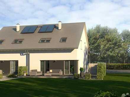 Zwei Traumhäuser in einem! Generationenhaus - inkl. Baugrundstück!