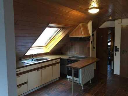 Gepflegte 2-Zimmer-Wohnung mit Einbauküche in Münster