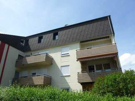 2- Zimmer- Wohnung mit Balkon * sonnig und hell* zum Bezug frei.