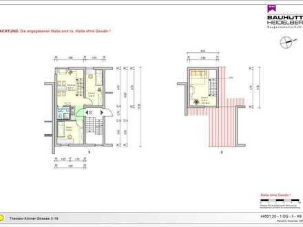 4 ZKB-Wohnung *NUR FÜR STUDENTEN* in Eppelheim (Besichtigung siehe SONSTIGES)