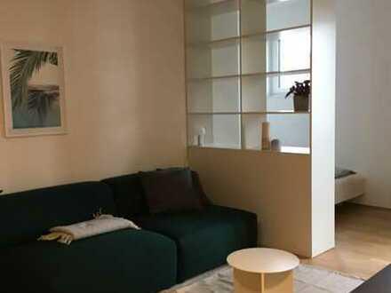 Erstbezug: 1-Zimmer-Designer-Wohnung mit Einbauküche in Bonn