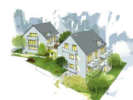 4-Zimmer-Dachgeschosswohnung in Leingarten