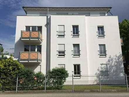 Schöne 2-Zimmer-Wohnung mit Balkon zu vermieten! Gepflegte Wohnanlage in Striesen