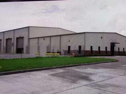 850qm Industriehalle 10t Kran 300qm Büro 4000qm Freifläche direkt an A81