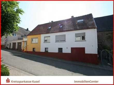 ZWANGSVERSTEIGERUNG: Einfamilienhaus in Hermersberg