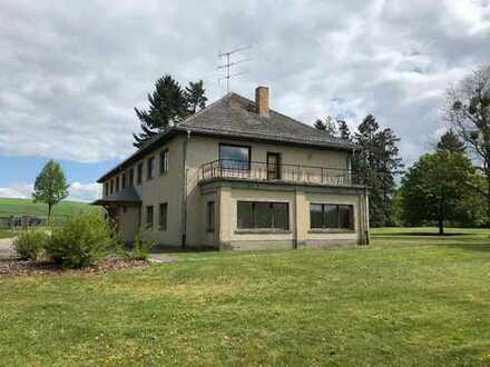 Alte Villa am See sucht kreative Menschen um im neuen Glanz zu erstrahlen. SANIERUNGSOBJEKT!