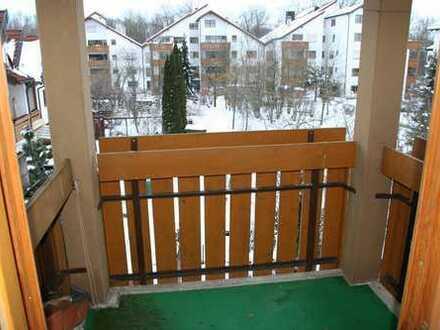Schöne 2 Zimmerwohnung mit 2 Balkonen