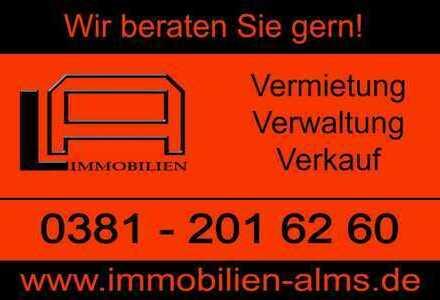 3-Raumwohnung in Bad Doberan***Zentrale Lage***Balkon***Stellplatz***Bad mit Wanne und Dusche***
