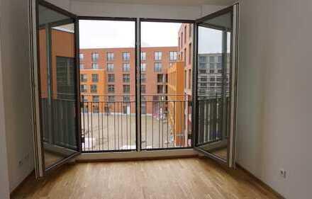 Neubau Erstbezug! Moderne 4-Zimmer-Wohnung mit Einbauküche und Loggia!