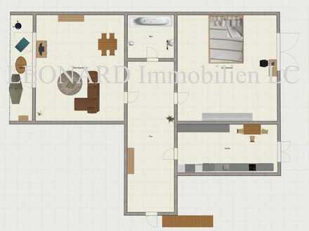 Charmante 2 - Zimmer Wohnung