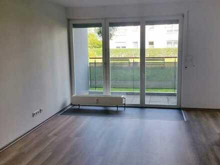 Behindertengerechte 1-Zimmer-Wohnung mit Schlafnische und Balkon! Für Rollstuhlfahrer geeignet!