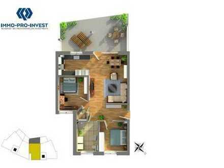* Provisionsfrei * Bezugsfertige 3 Zimmer Wohnung ink. Einbauküche und Garage