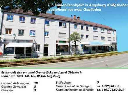 PROVISIONSFREI Wohn-/ Geschäftshaus (Komplett voll vermietet) Preis: 3.430.000 €