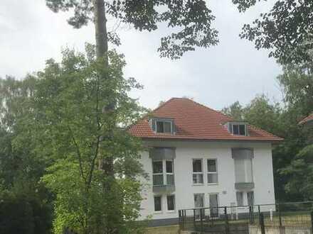 Wohnen am See: Freie 2 - Zimmer Eigentumswohnung in begehrtester Lage am Falkenhagener See