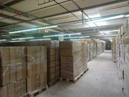 4400 Quadratmeter Gewerbehalle, Lagerhalle mieten