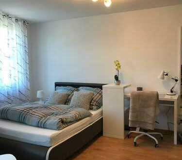 Stilvolle 1-Zimmer-Wohnung mit Balkon und Einbauküche in Lörrach
