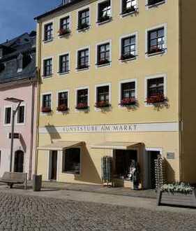 Schöne 3-Zimmer-Wohnung am Markt in Schneeberg