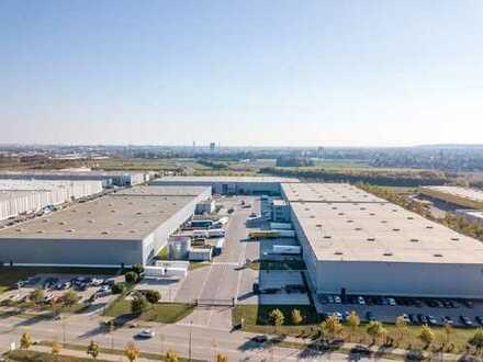 GVZ Augsburg - ca. 33.194 m² Logistik- und Büroflächen zu vermieten