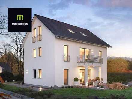 Modernes Zwei - Familienhaus mit gehobener Ausstattung auch für Vermieter o. Anleger