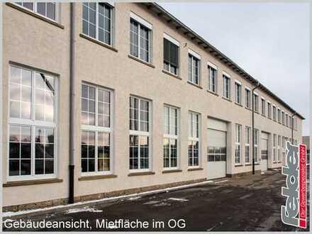 Neuwertig renovierte und großzügig geschnittene Bürofläche