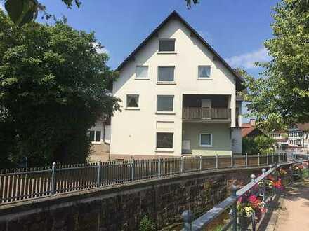 Weindorf Durbach: 2-Zimmer-EG-Wohnung in Ortsmitte