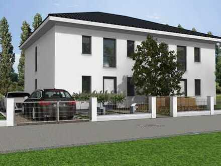 Ihr neues Zuhause! Neubau-Doppelhaushälfte vor den Toren Berlins in Bestensee