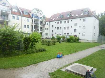 Wertachpark! Schöne, helle 2 Zimmer Wohnung