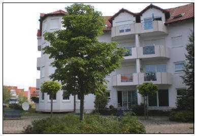 Modern zugeschnittene helle 3-Zimmer Wohnung mit 79 qm in Hockenheim