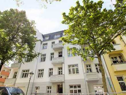 Erstbezug nach Sanierung: Hochwertige Wohnung im charmanten Altbau