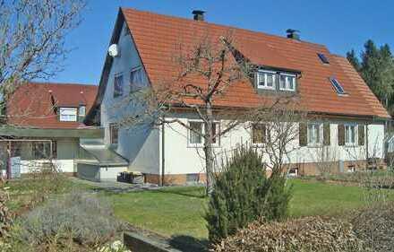 Doppelhaushälfte mit schönem Grundstück in Wangen
