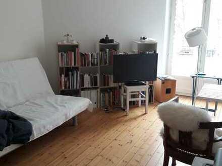 2-Zimmer-Wohnung mit Balkon in Hamburg-Barmbek Süd
