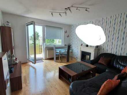 Gepflegte 2-Zimmer-Wohnung mit Balkon in Grengel, Köln