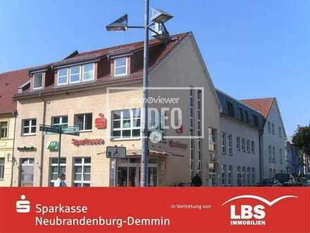 Ihre neue Firmenanschrift am Marktplatz von Altentreptow!