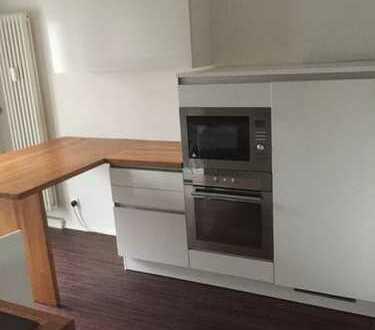 Stilvolle 2-Zimmer-Wohnung mit Balkon und Einbauküche in Mannheim