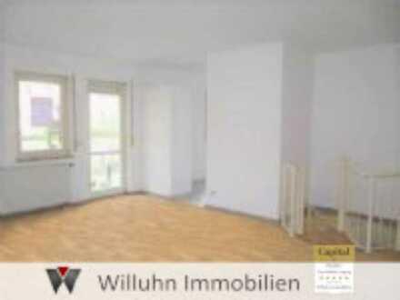 Viel begehrte 4-Zimmer + Terrasse + Gartenanteil + Stellplatz + TG!