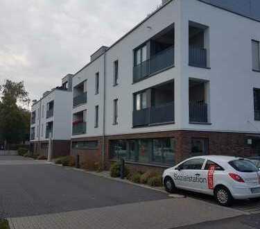 Neubau, barrierefreie Wohnung mit angeschlossener Caritas-Station - 47 qm WE B 2.1