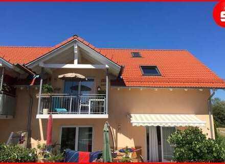 Neuwertige Maisonette-Wohnung in 84561 Mehring/Lkr. Altötting