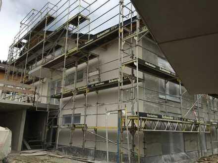 Neubau Dachgeschosswohnung, Bezug zum 1.8