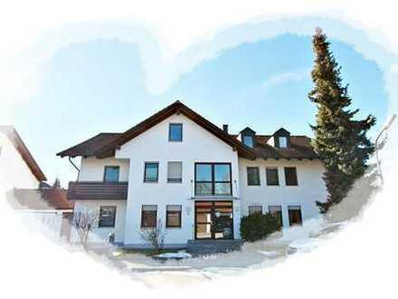 ** Ganz oben ist es am schönsten ** Sonnige 2-Zimmer-Dachgeschoss-Wohnung nahe S-BAHN **OLCHING**
