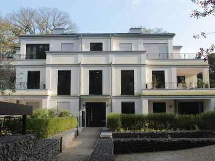 Traumhafte Dachgeschoss-Wohnung in Mülheim-Speldorf mit Blick ins Grüne