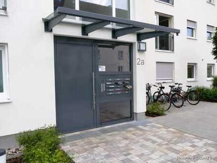 Modernes Wohnen unweit der Landshuter Innenstadt 3-Zimmer-Wohnung mit Balkon, Lift u. TG-Stellplatz!